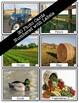 Farm Vocabulary Photo Flashcards