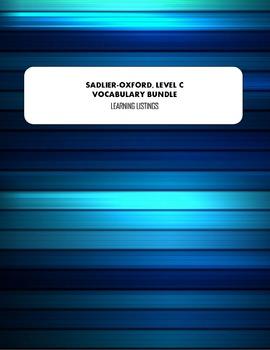 Vocabulary Power Points, Sadlier-Oxford, Level C BUNDLE