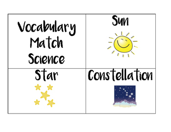 Vocabulary Review-Earth Science & Government