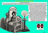 Russian Revolution Silhouettes - Vocabulary Terms Games -