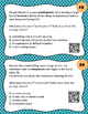 STAAR TEST TAKING SKILLS  with QR Codes (Vocabulary Upper