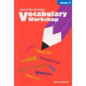 Vocabulary Workshop Level F Unit 5 test and key