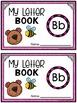 Vocabulary Writing Books - Alphabet