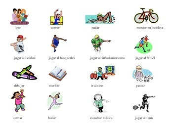 Vocabulary and Practice Activities
