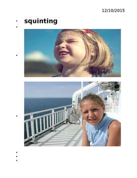 Vocabulary for Unit 3 Ready gen (Kindergarten)