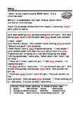 "Vocabulary - replacing ""very"", ""said"" and ""nice"""