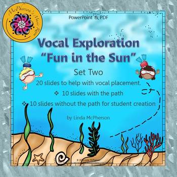Vocal Exploration – Fun in the Sun - Set 2