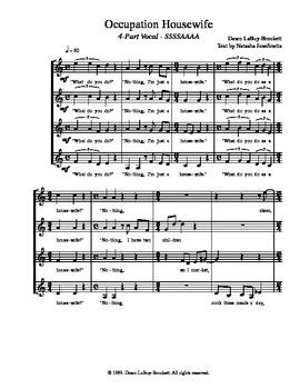 Vocals! Chorus, Ensembles, Voice and Percussion, Speech Ch