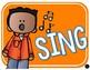 Voice Posters: Sing, Speak, Whisper, Shout