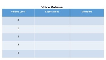 Voice Volume poster