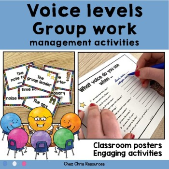 Voice management & group roles: get your students ready fo