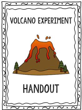 Volcano Experiment