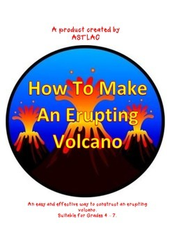 Volcanoes - How to Make