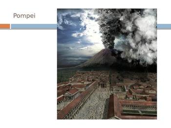 Volcanoes - Mt Vesuvius