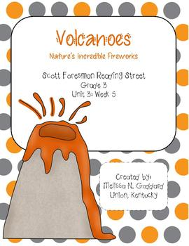 Volcanoes: Nature's Incredible Fireworks : Reading Street