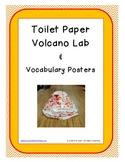 Volcanoes: Toilet Paper Volcano FREEBIE Set