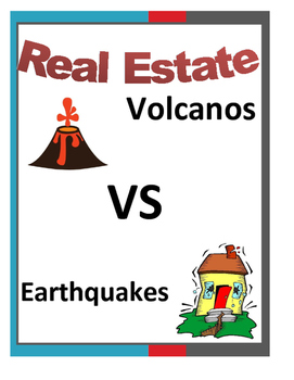 Volcanos Vs. Earthquakes - Research on Earth Science