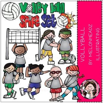 Volleyball by Melonheadz