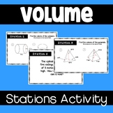 Volume Stations Activity