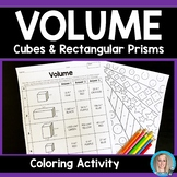 Volume of Cubes and Rectangular Prisms