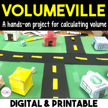 Volumeville:  A Hands-on Project for Calculating Volume {5