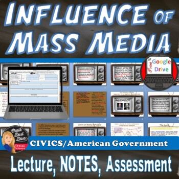 The Influence of the Media on Politics Presentation (Civics)