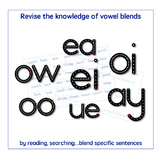 Vowel Blends