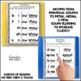 Vowel Combos Intervention Binder: Digraphs and Diphthongs