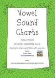 Vowel Diagraph Sound Chart Collection
