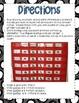 Vowel Digraph Dino Trivia Game