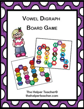 Vowel Digraph Games