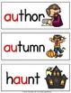Vowel Diphthongs - {57 Illustrated Word Cards}