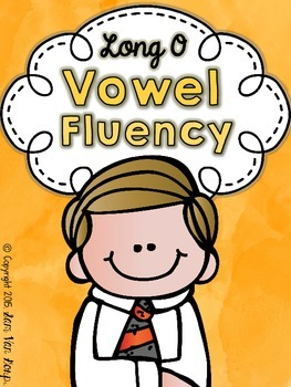 Vowel Fluency: Long O {CVCe Words}