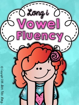 Vowel Fluency: Long i {CVCe Words}