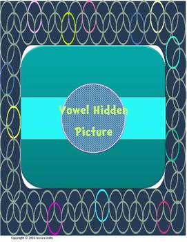 Vowel Hidden Picture