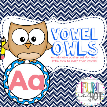 Vowel Owls!
