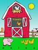 Vowel Puzzle FREEBIE - Farm Theme