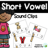 Vowel Sound Clips