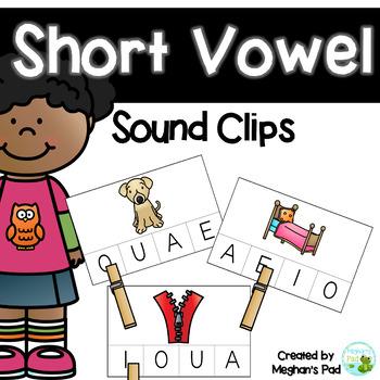 Vowel Sound Clips