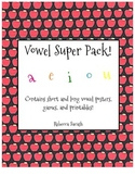 Vowel Super Pack!