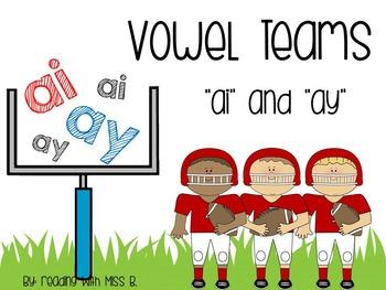 Vowel Team: AI & AY