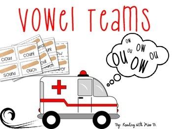 Vowel Team: OU & OW