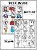 Vowel Team Phonics Pocket Chart