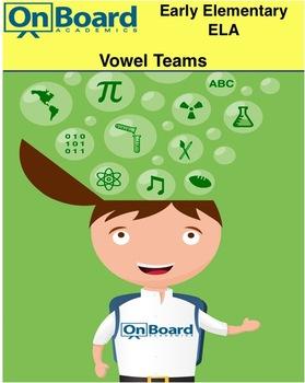Vowel Teams-Interactive Lessons