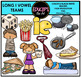 Vowel Teams - Long i Clip Art Bundle