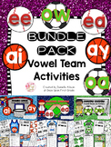 Vowel Teams Sports DISCOUNT BUNDLE PACK (AI/AY, EE/EA, OA/OW)