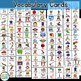 Vowel Team Word Work Cards for Phonics Centers (Long Vowel Teams)