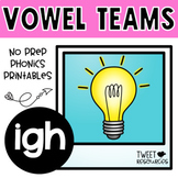 Vowel Teams 'igh'