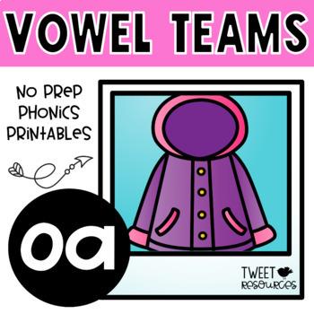 Vowel Teams 'oa'