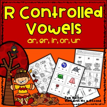 Vowels R Controlled
